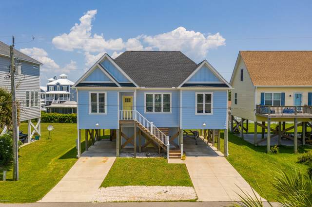 112 Center Drive, Atlantic Beach, NC 28512 (MLS #100224802) :: The Chris Luther Team