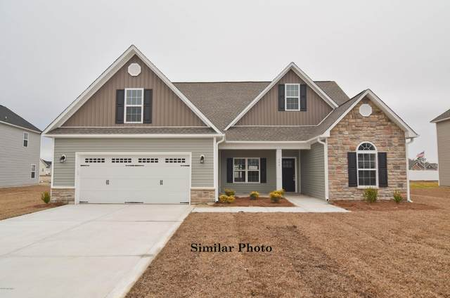 715 Hope Dexter Drive, Jacksonville, NC 28546 (MLS #100224824) :: RE/MAX Essential
