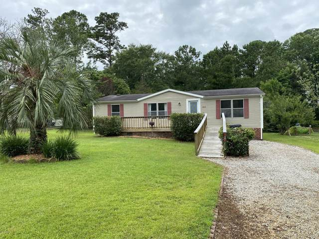 353 Maplewood Drive NW, Calabash, NC 28467 (MLS #100224857) :: Coldwell Banker Sea Coast Advantage