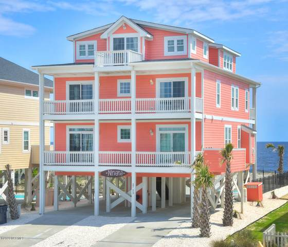 2725 W Beach Drive, Oak Island, NC 28465 (MLS #100224863) :: Frost Real Estate Team