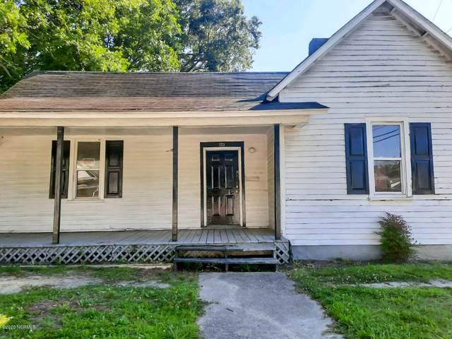 221 Hamilton Street, Henderson, NC 27536 (MLS #100224864) :: The Cheek Team