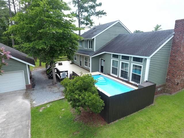 921 Pelican Drive, New Bern, NC 28560 (MLS #100224865) :: Berkshire Hathaway HomeServices Hometown, REALTORS®