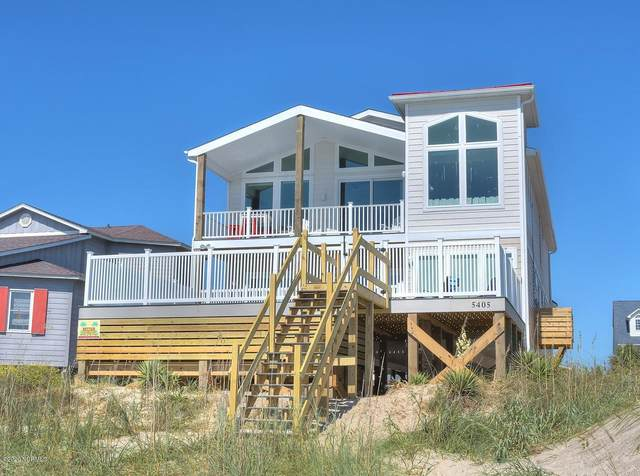 5405 W Beach Drive, Oak Island, NC 28465 (MLS #100224869) :: Lynda Haraway Group Real Estate