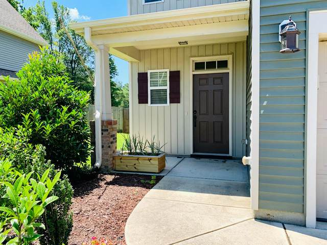431 Bald Cypress Lane, Sneads Ferry, NC 28460 (MLS #100224885) :: Courtney Carter Homes