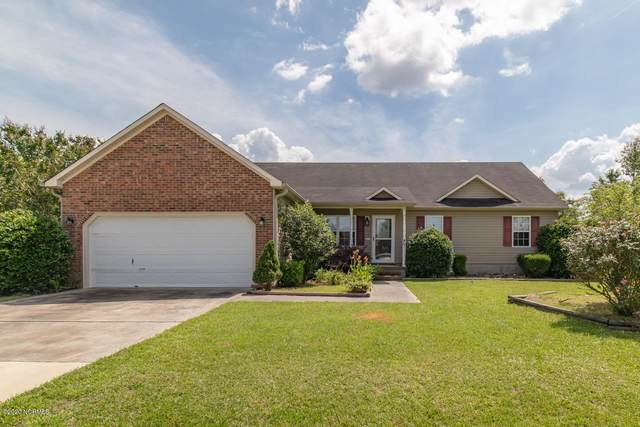101 Forest Bluff Drive, Jacksonville, NC 28540 (MLS #100224896) :: Courtney Carter Homes