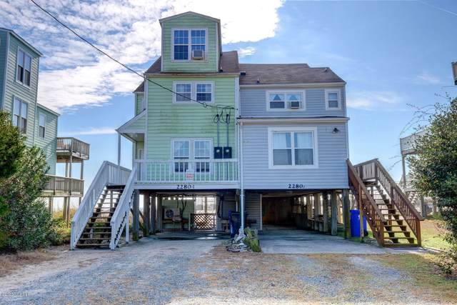 2280 New River Inlet Road #2, North Topsail Beach, NC 28460 (MLS #100224904) :: Courtney Carter Homes