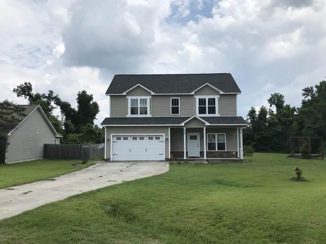 111 Kodiak Court, Jacksonville, NC 28540 (MLS #100224915) :: Lynda Haraway Group Real Estate