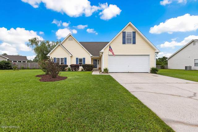 3912 Claymore Drive, Wilmington, NC 28405 (MLS #100224938) :: RE/MAX Essential