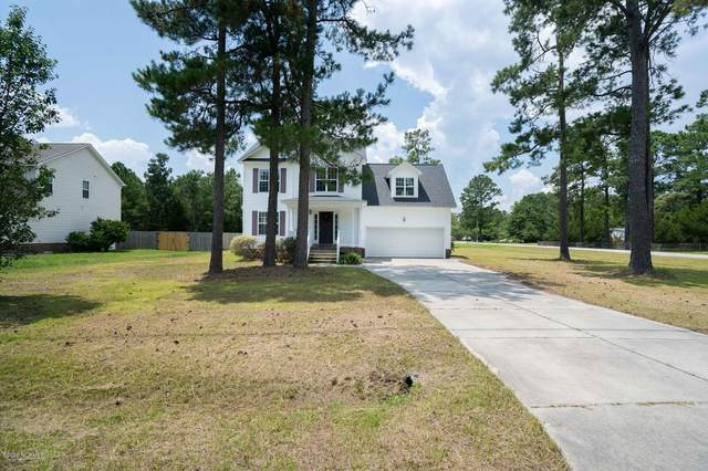 723 Jim Grant Avenue, Sneads Ferry, NC 28460 (MLS #100224946) :: Courtney Carter Homes