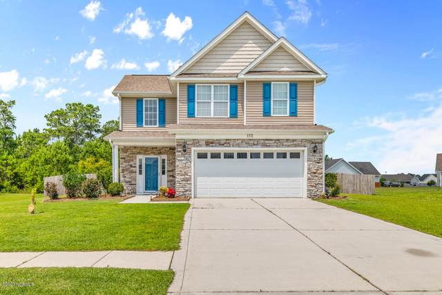 153 Moonstone Court, Jacksonville, NC 28546 (MLS #100224947) :: The Chris Luther Team