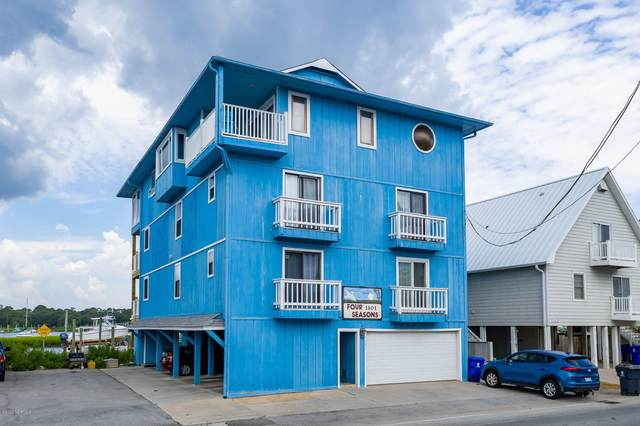 1101 Canal Drive #2, Carolina Beach, NC 28428 (MLS #100224959) :: Vance Young and Associates