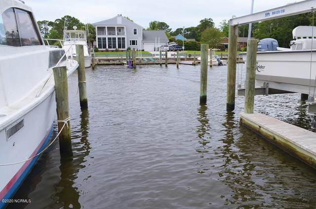 104 Marina At Gull Harbor Slip D, Newport, NC 28570 (MLS #100224972) :: The Chris Luther Team
