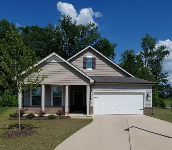 404 Golden Villas Drive, Rocky Mount, NC 27804 (MLS #100224989) :: Courtney Carter Homes