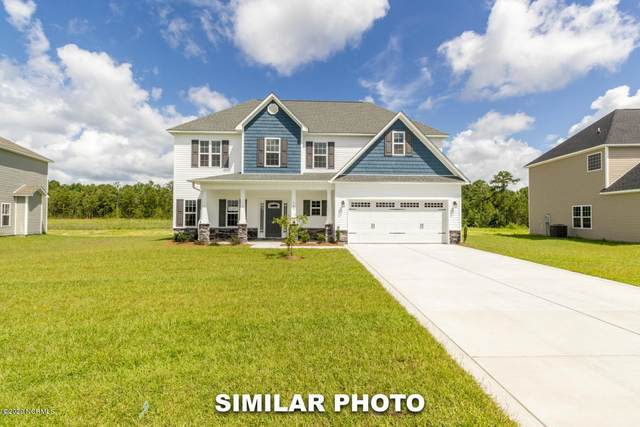 122 Habersham Avenue, Rocky Point, NC 28457 (MLS #100225007) :: Vance Young and Associates