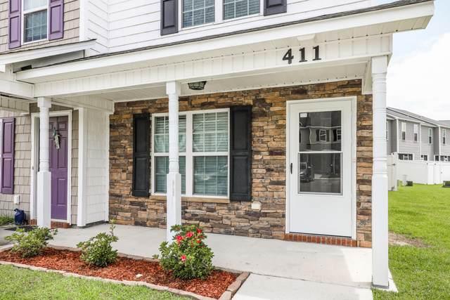 411 Caldwell Loop, Jacksonville, NC 28546 (MLS #100225012) :: Courtney Carter Homes