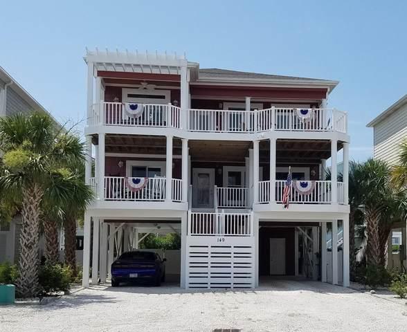 149 W Third Street, Ocean Isle Beach, NC 28469 (MLS #100225023) :: Courtney Carter Homes