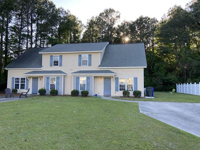 1126 Brownlea Drive A, Greenville, NC 27858 (MLS #100225033) :: Stancill Realty Group