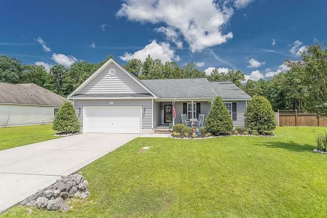 123 Harmony Way, Richlands, NC 28574 (MLS #100225042) :: Lynda Haraway Group Real Estate