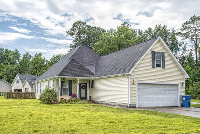 101 Cona Court, New Bern, NC 28560 (MLS #100225048) :: Berkshire Hathaway HomeServices Hometown, REALTORS®