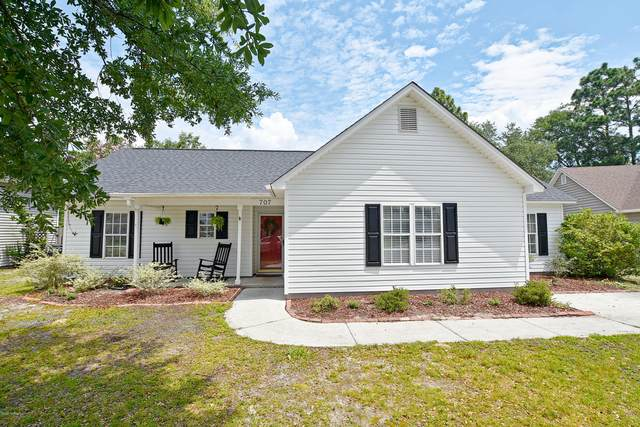 707 Burroughs Drive, Wilmington, NC 28412 (MLS #100225057) :: The Chris Luther Team