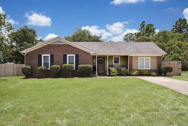548 Manassas Drive, Wilmington, NC 28409 (MLS #100225060) :: CENTURY 21 Sweyer & Associates
