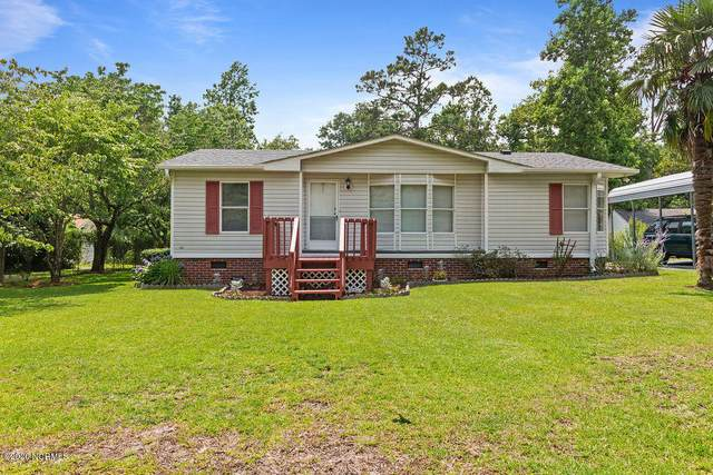 826 Wildwood Circle, Hampstead, NC 28443 (MLS #100225094) :: Vance Young and Associates
