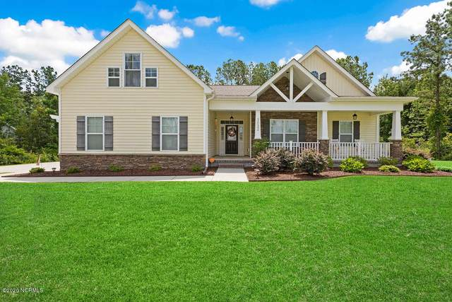 3032 Country Club Drive, Hampstead, NC 28443 (MLS #100225097) :: Vance Young and Associates