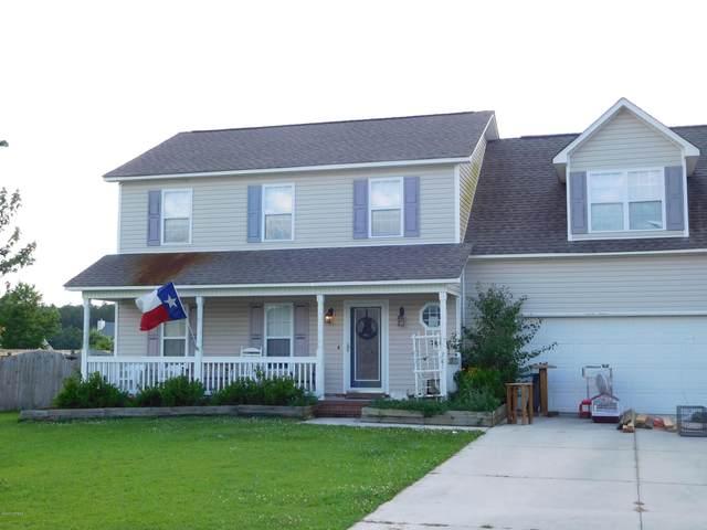 221 Target Lane, Hubert, NC 28539 (MLS #100225120) :: RE/MAX Elite Realty Group