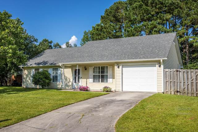 112 Horse Shoe Bend, Jacksonville, NC 28546 (MLS #100225122) :: The Keith Beatty Team
