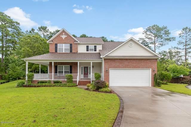 206 Jamestown Court, Jacksonville, NC 28546 (MLS #100225135) :: RE/MAX Elite Realty Group