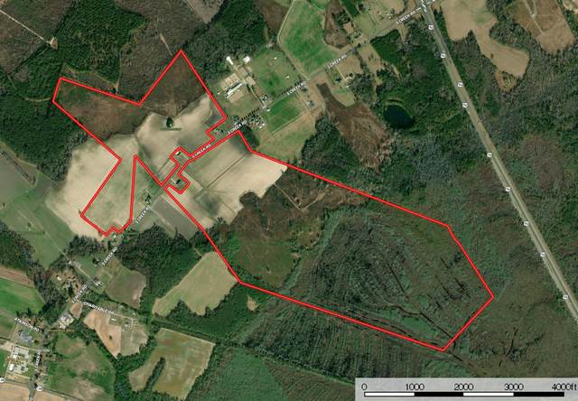 Tbd S Creek Road, Orrum, NC 28369 (MLS #100225144) :: The Keith Beatty Team