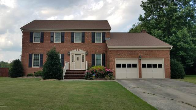 1803 Plantation Circle, Greenville, NC 27858 (MLS #100225146) :: CENTURY 21 Sweyer & Associates