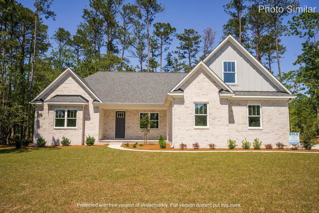 506 Crown Pointe Drive, Hampstead, NC 28443 (MLS #100225151) :: Vance Young and Associates