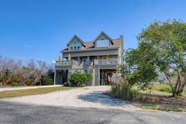 2120 Ocean Boulevard A, Topsail Beach, NC 28445 (MLS #100225175) :: Vance Young and Associates