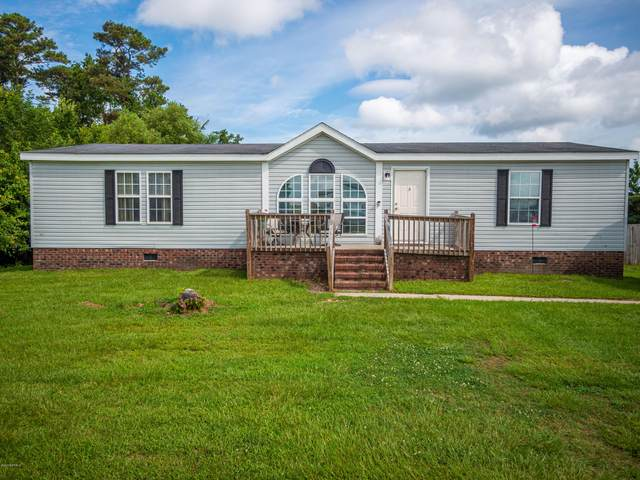 207 Busch Drive, Richlands, NC 28574 (MLS #100225178) :: The Chris Luther Team