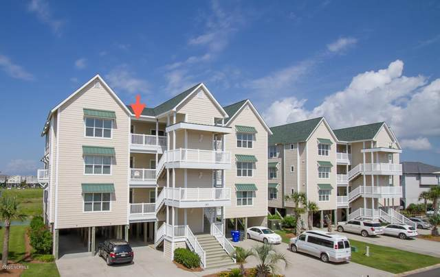 123 Via Old Sound Boulevard F, Ocean Isle Beach, NC 28469 (MLS #100225184) :: The Cheek Team