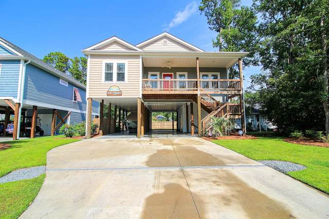 328 NE 52nd Street, Oak Island, NC 28465 (MLS #100225224) :: Coldwell Banker Sea Coast Advantage