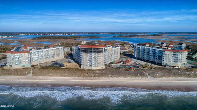 2000 New River Inlet Rd 2607-2608, North Topsail Beach, NC 28460 (MLS #100225258) :: David Cummings Real Estate Team