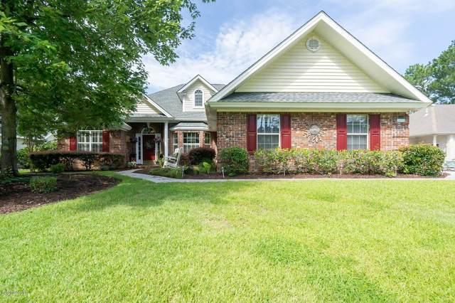 579 Stanton Hall Drive NW, Calabash, NC 28467 (MLS #100225272) :: Courtney Carter Homes