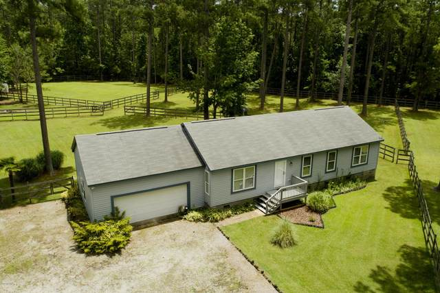162 Port Drive, Oriental, NC 28571 (MLS #100225293) :: Donna & Team New Bern