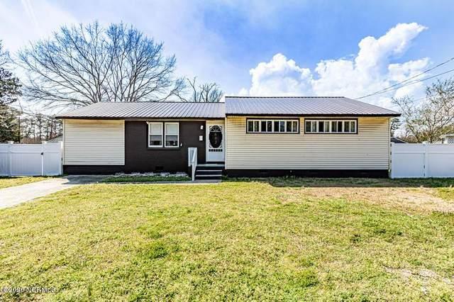 603 Henderson Drive, Jacksonville, NC 28546 (MLS #100225295) :: Carolina Elite Properties LHR