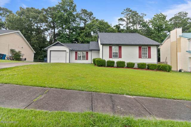 121 Suffolk Circle, Jacksonville, NC 28546 (MLS #100225296) :: The Oceanaire Realty
