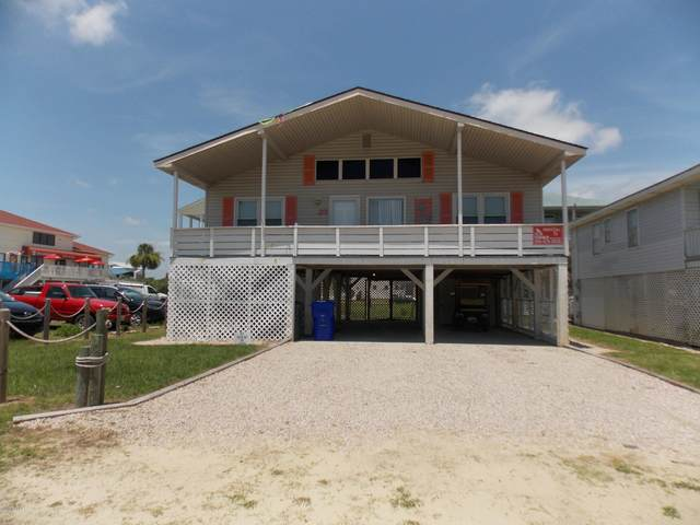 23 E First Street, Ocean Isle Beach, NC 28469 (MLS #100225299) :: The Chris Luther Team