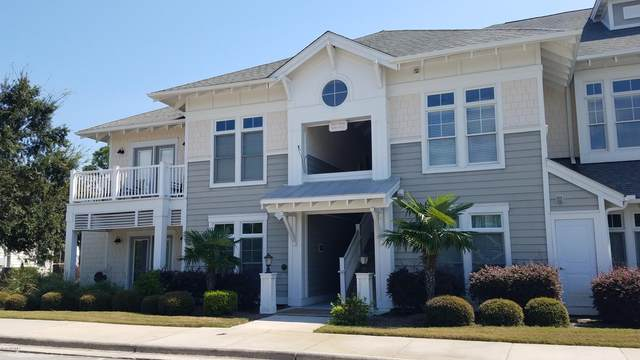 2537 St James Drive SE #504, Southport, NC 28461 (MLS #100225303) :: Courtney Carter Homes