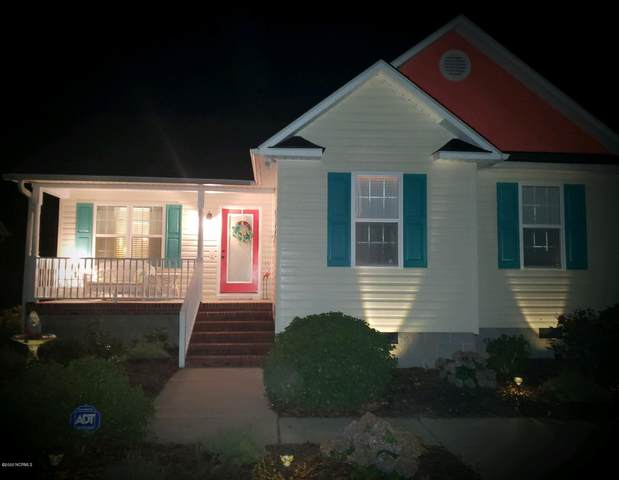 137 NE 4th Street, Oak Island, NC 28465 (MLS #100225307) :: Courtney Carter Homes