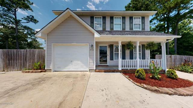 210 Druid Court, Jacksonville, NC 28546 (MLS #100225316) :: The Oceanaire Realty
