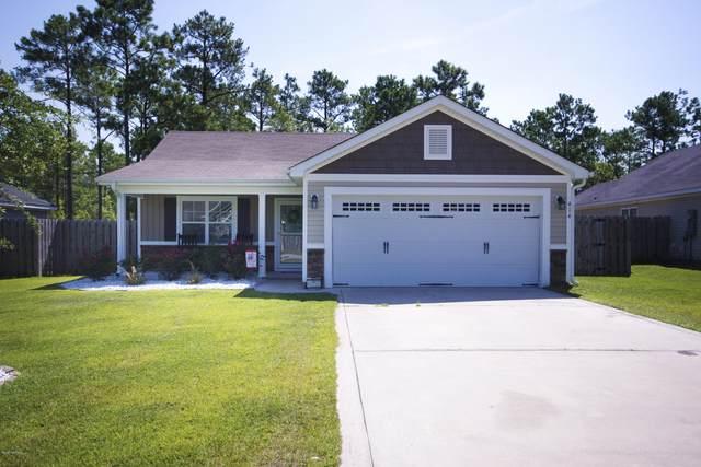 414 Ridgeway Drive, Sneads Ferry, NC 28460 (MLS #100225319) :: Courtney Carter Homes