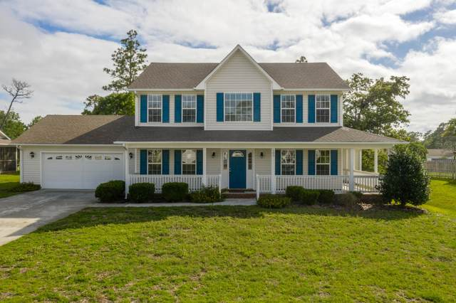 105 Tifton Circle, Cape Carteret, NC 28584 (MLS #100225324) :: Liz Freeman Team