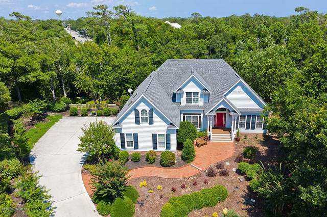 9702 Calypso Court, Emerald Isle, NC 28594 (MLS #100225335) :: The Oceanaire Realty