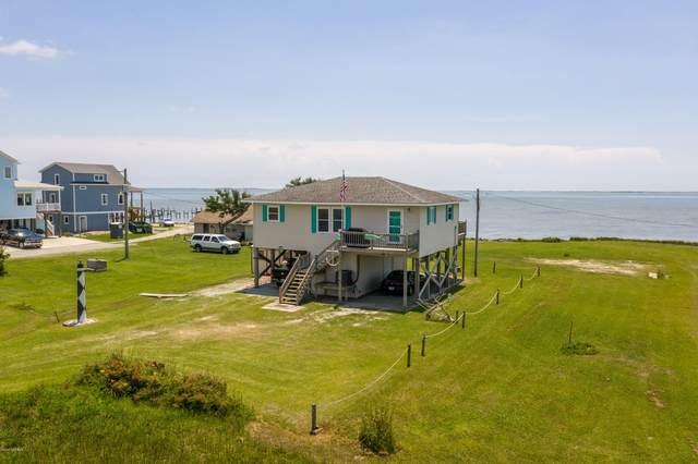 898 Island Road, Harkers Island, NC 28531 (MLS #100225338) :: The Oceanaire Realty